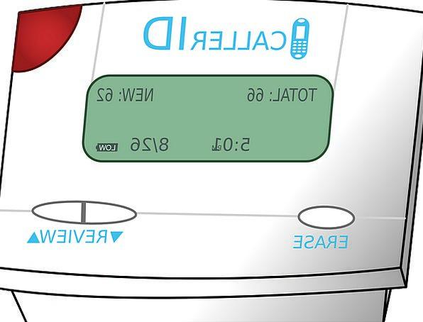 Caller Id Cid Caller Identification Free Vector Gr