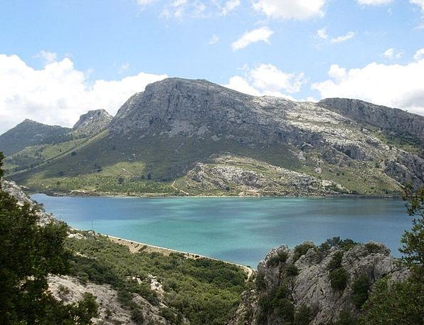 Mallorca Landscapes Understand Nature Mountain Cra