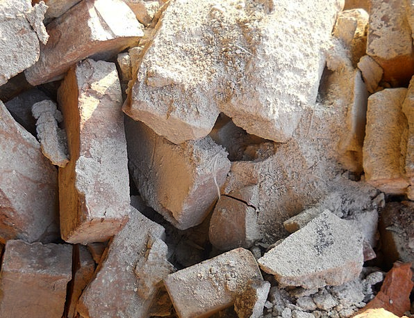 Bricks Elements Buildings Structure Architecture R