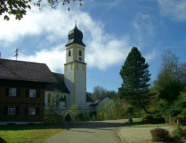 Ruins Shells Tower Church Ecclesiastical Steeple S