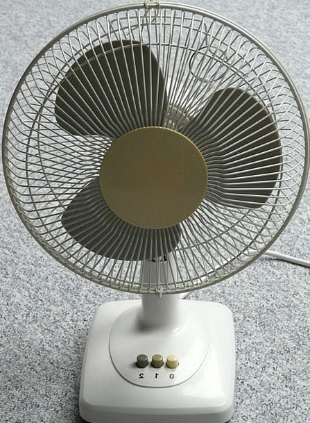Fan Admirer Phone Air Conditioning Air-cooling sys