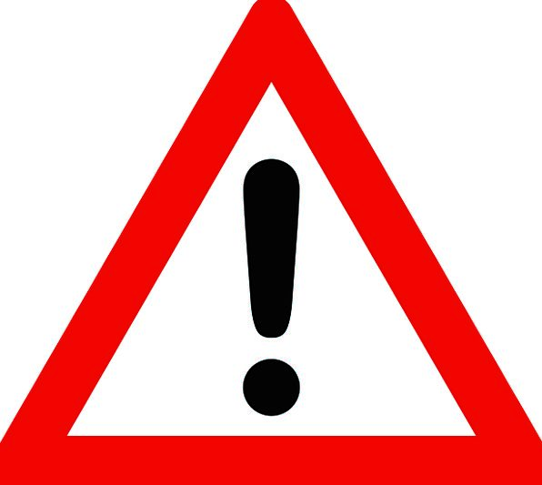 Traffic Sign Care Road Sign Attention Free Vector