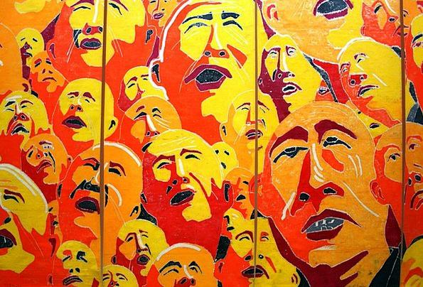 Chinese Art Modern Art Chinese Pompidou Paris