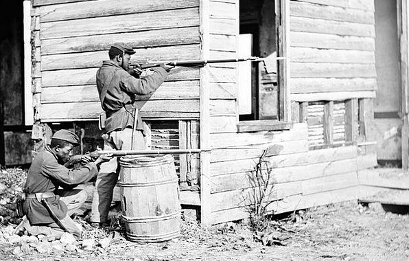 Civil War 1864 Virginia African American Black Dar