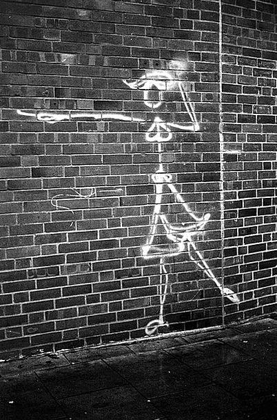 Graffiti Drawings Fashion Lady Beauty Black And Wh