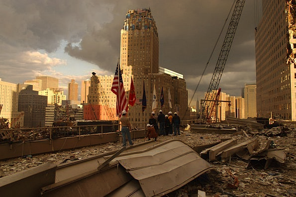 Ground Zero Buildings Architecture New York World