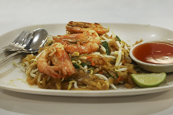 Seafood Drink Food Shrimps Prawns Crustacean Fried