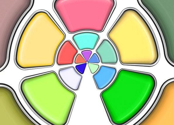 Color Scheme Hue Color Circle Color Chromaticity D