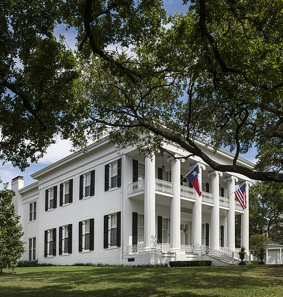 Mansion Hall Buildings Director Architecture Texas