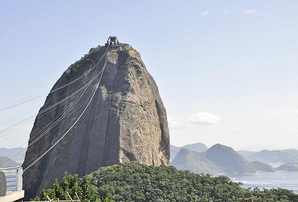 Brasil Buildings Urban Architecture Landscape Scen
