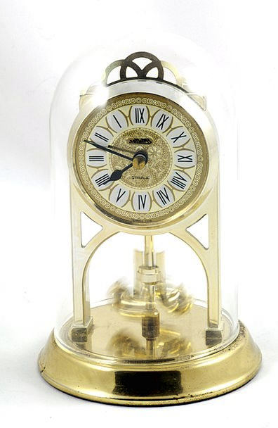 Clock Timepiece Fear Antique Old Alarm Vintage Out