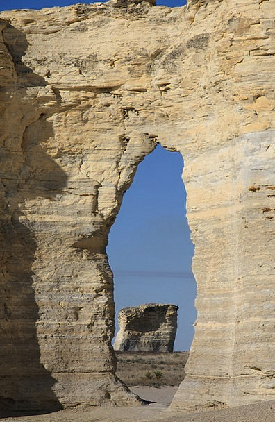 Kansas, Landscapes, Nature, Formations, Creations, Monument