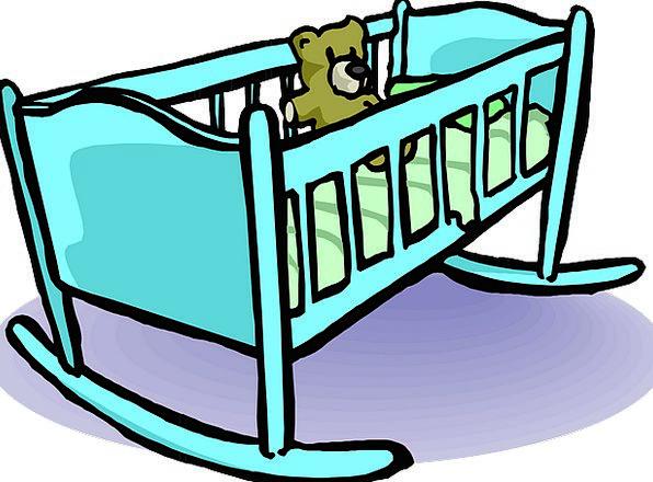 Crib Cheat Support Baby Bed Cradle Teddy Bear Tedd