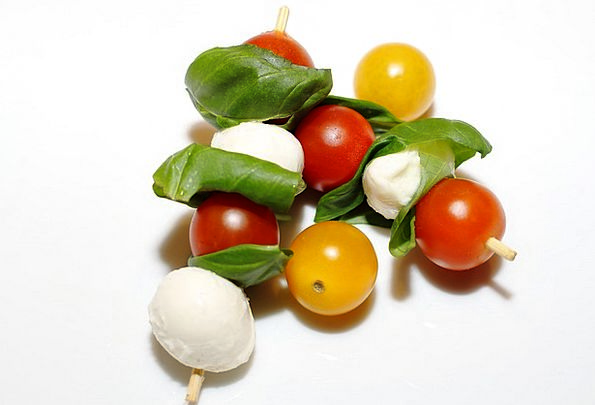 Tomatoes Italian Mozzarella Vegetables Potatoes Sk