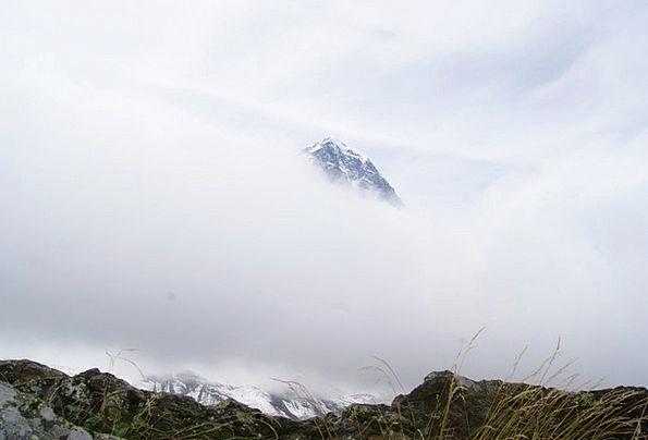 Mountain Crag Landscapes Nature Switzerland Eiger