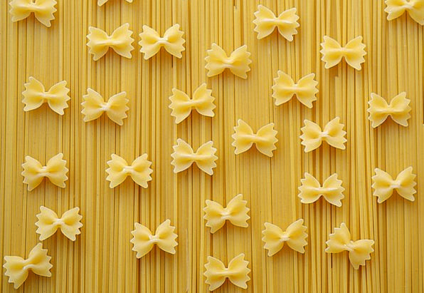 Noodles Drink Food Spaghetti Pasta Farfalle Carboh