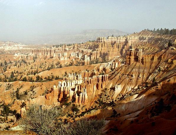 Bryce Canyon Landscapes Nature Utah National Park