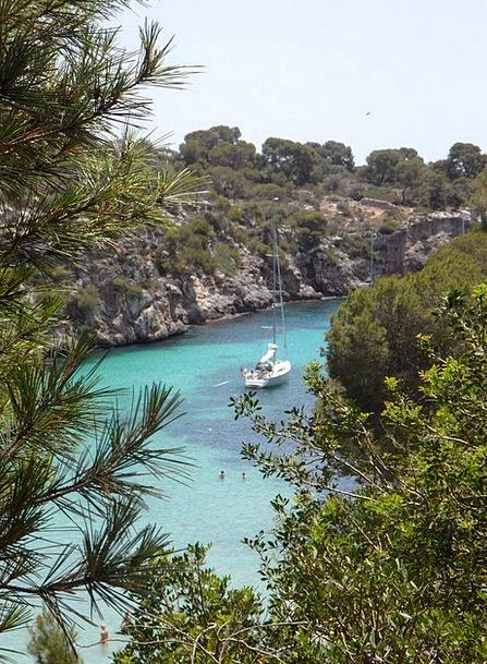 Mediterranean Landscapes Marine Nature Coast Shore