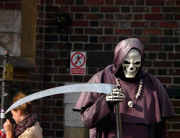 Death Demise Mind Kosa Skull