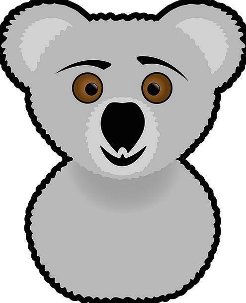 Koala Tolerate Marsupial Bear Australian Cuddly Fr