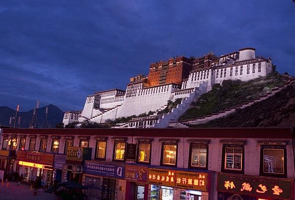 Tibet Vacation Travel Potala Palace Tibetan Buddha