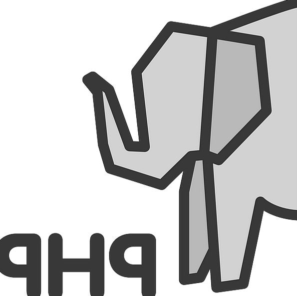 Elephpant Computing Calculating Php Free Vector Gr