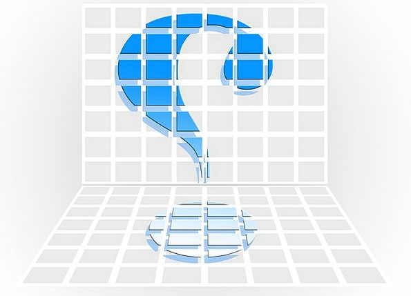 Question Mark Doubt Query Characters Fonts Questio