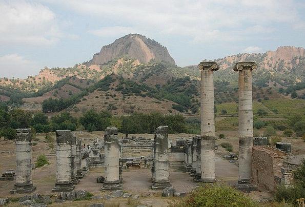 Sade Turkey Asia Minor