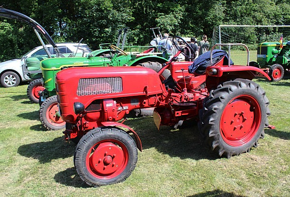 Tractors Commercial Vehicle Oldtimer Agriculture F