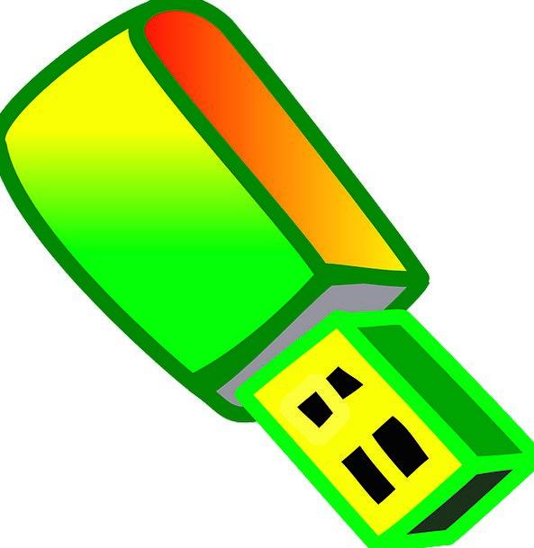 Usb Communication Energy Computer Flash Showy Driv