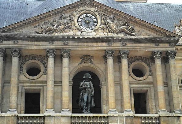 Napoleon Buildings Architecture France Les Invalid