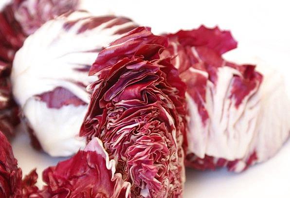 Radicchio Drink Food Lettuce Leaves Salad Chicory