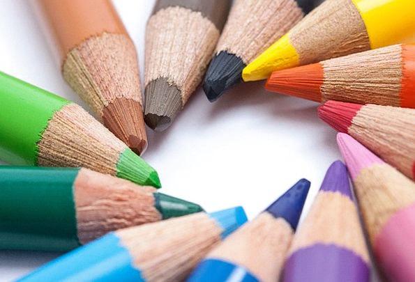 Colored Pencils Star Interstellar Colour Pencils P