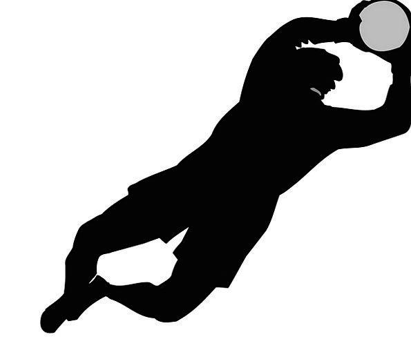 Goalie Goalmouth Goalkeeper Custodian Goal Backgro