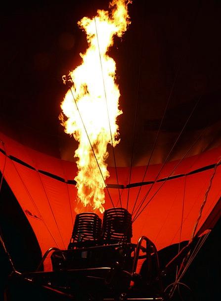 Burner Ring Flame Blaze Gas Burner Light Heat Warm