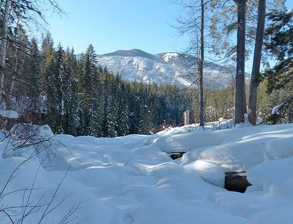Canada Landscapes Nature Landscape Scenery Winter