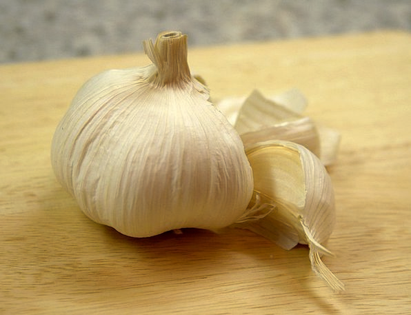 Garlic Drink Element Food Sharp Shrill Ingredient