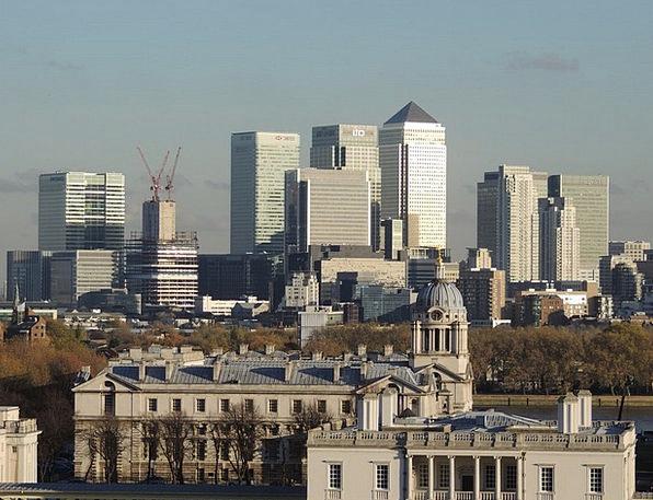 London Landscapes Scenery Nature City Urban Landsc
