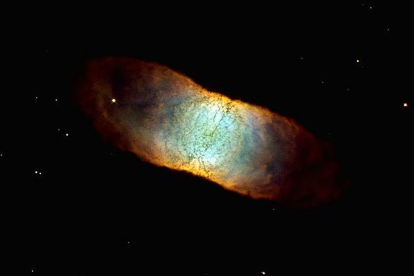 Retina Fog Constellation Wolf Planetary Fog Sky Ca
