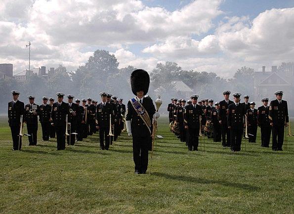 Military Band Presentation Music Melody Performanc