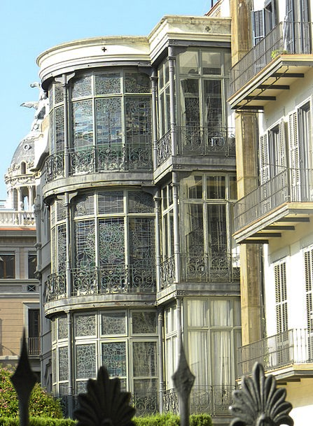 Batllo House Buildings Architecture Barcelona Euro