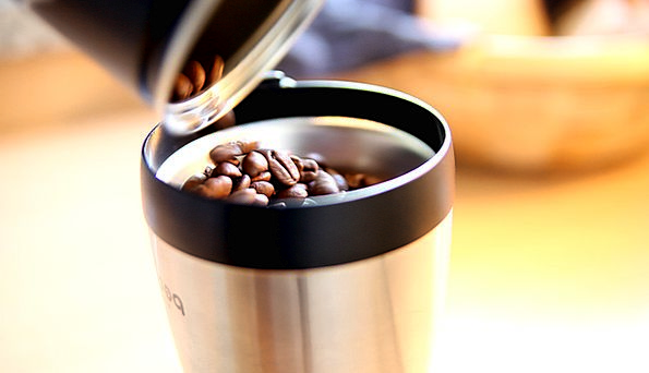 Coffee Chocolate Mill Whole Bean Coffee Grinder He