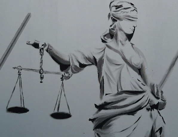 Justice Fairness Fashion Beauty Justitia Judgmenta