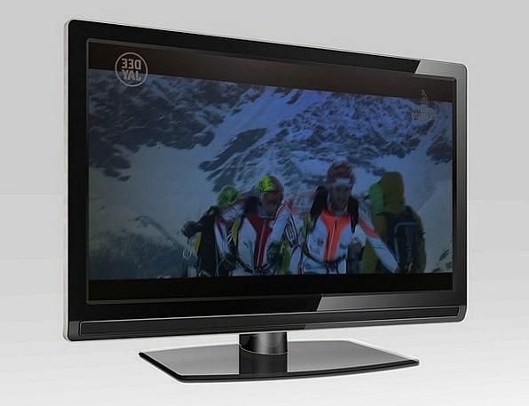 Tv Television Lcd Screen Shade Monitor