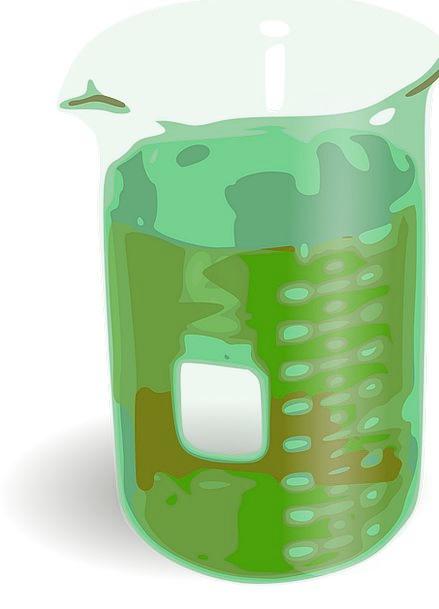 Beaker Cup Workroom Glassware Laboratory Chemistry