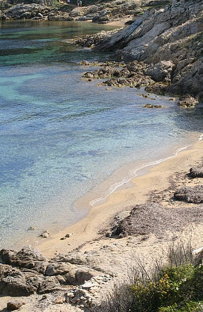 Sea Marine Side Lateral South Provence