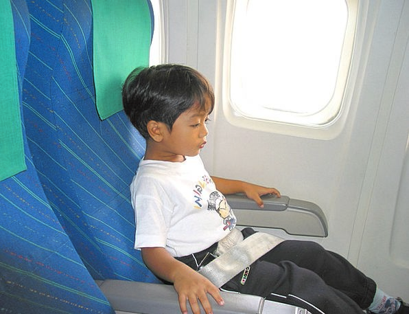 Child Youngster Lad Airplane Aircraft Boy Seat Cha