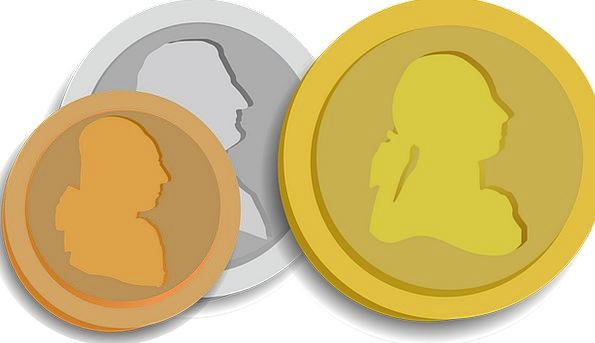 Coins Changes Finance Cash Business Pennies Curren