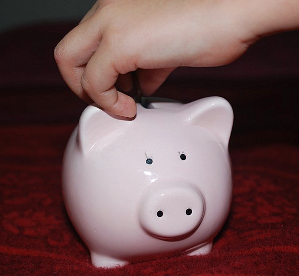 Piggy Bank Finance Glutton Business Savings Invest