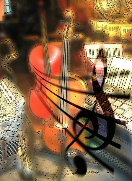 Violin Auction Clef Sale Musical Instruments Sound
